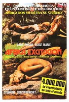 Jungle Erotic - Argentinian Movie Poster (xs thumbnail)