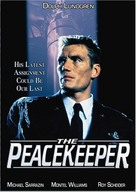 The Peacekeeper - DVD movie cover (xs thumbnail)