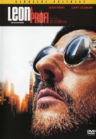 Léon - Hungarian DVD movie cover (xs thumbnail)