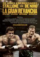 Grudge Match - Spanish Movie Poster (xs thumbnail)
