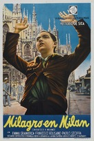 Miracolo a Milano - Argentinian Movie Poster (xs thumbnail)
