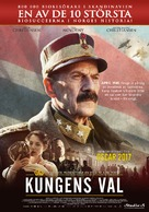 Kongens Nei - Swedish Movie Poster (xs thumbnail)