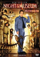 Night at the Museum - Turkish Movie Cover (xs thumbnail)