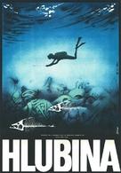 The Deep - Czech Movie Poster (xs thumbnail)