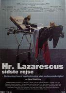 Moartea domnului Lazarescu - Danish poster (xs thumbnail)