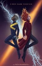 Dark Phoenix - Mexican Movie Poster (xs thumbnail)