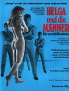 Helga und die Männer - Die sexuelle Revolution - German Movie Poster (xs thumbnail)