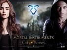 The Mortal Instruments: City of Bones - British Movie Poster (xs thumbnail)