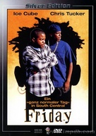 Friday - DVD cover (xs thumbnail)
