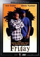 Friday - DVD cover (xs thumbnail)