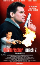 The Substitute 2: School's Out - German VHS cover (xs thumbnail)