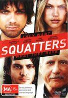 Squatters - Australian DVD movie cover (xs thumbnail)