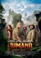 Jumanji: The Next Level - Czech Movie Poster (xs thumbnail)