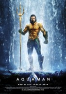 Aquaman - Finnish Movie Poster (xs thumbnail)