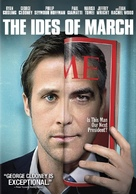 The Ides of March - DVD movie cover (xs thumbnail)