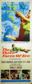 The Three Faces of Eve - Movie Poster (xs thumbnail)
