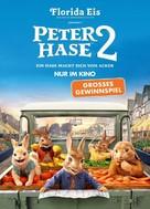 Peter Rabbit 2: The Runaway - German Movie Poster (xs thumbnail)
