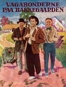 Vagabonderne på Bakkegården - Danish Movie Poster (xs thumbnail)