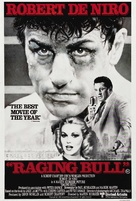 Raging Bull - Australian Movie Poster (xs thumbnail)