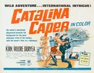 Catalina Caper - Movie Poster (xs thumbnail)