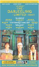 The Darjeeling Limited - British Movie Poster (xs thumbnail)