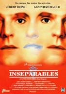 Dead Ringers - Spanish Movie Poster (xs thumbnail)