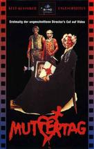 Mother's Day - German VHS cover (xs thumbnail)