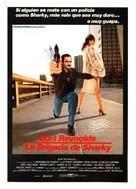 Sharky's Machine - Spanish Movie Poster (xs thumbnail)