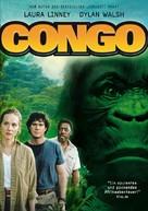 Congo - German DVD cover (xs thumbnail)