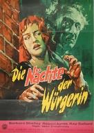 Cat Girl - German Movie Poster (xs thumbnail)