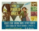 The Proud Ones - Movie Poster (xs thumbnail)