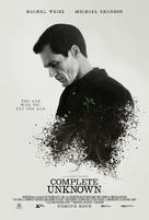 Complete Unknown - Movie Poster (xs thumbnail)