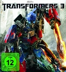 Transformers: Dark of the Moon - German Blu-Ray movie cover (xs thumbnail)