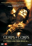 Corps à corps - French poster (xs thumbnail)