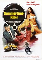 Un verano para matar - German Movie Poster (xs thumbnail)