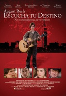 August Rush - Mexican Movie Poster (xs thumbnail)