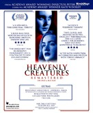 Heavenly Creatures - British Movie Poster (xs thumbnail)