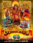 Surfer, Dude - Movie Poster (xs thumbnail)