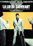La loi du survivant - French Movie Poster (xs thumbnail)