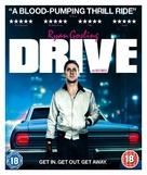 Drive - British Blu-Ray movie cover (xs thumbnail)