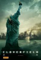 Cloverfield - Australian Movie Poster (xs thumbnail)