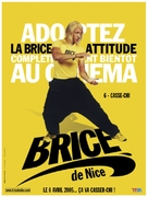 Brice de Nice - French poster (xs thumbnail)