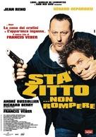 Tais-toi! - Italian Movie Poster (xs thumbnail)