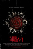 Saw VI - Chilean Movie Poster (xs thumbnail)
