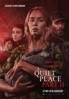 A Quiet Place: Part II - Dutch Movie Poster (xs thumbnail)