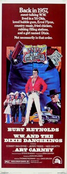 W.W. and the Dixie Dancekings - Movie Poster (xs thumbnail)