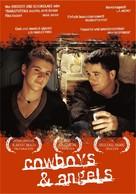 Cowboys & Angels - German DVD cover (xs thumbnail)
