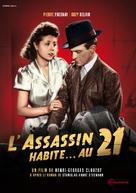 L'assassin habite... au 21 - French DVD cover (xs thumbnail)