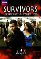 """Survivors"" - French DVD movie cover (xs thumbnail)"