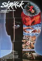 Phobia: A Descent into Terror - Swedish Movie Poster (xs thumbnail)